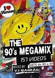 V.A – Dj Magrao 90s Megamix DVDFull (peliculas hd )