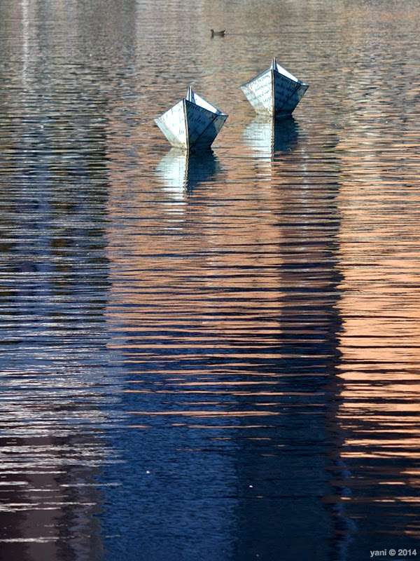 paper boat duo