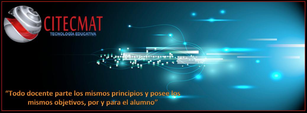 CIENCIA Y TECNOLOGÍA: CITECMAT