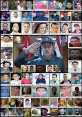 قائمة الشهداء وافضل ما فعله قادة القوات المسلحة