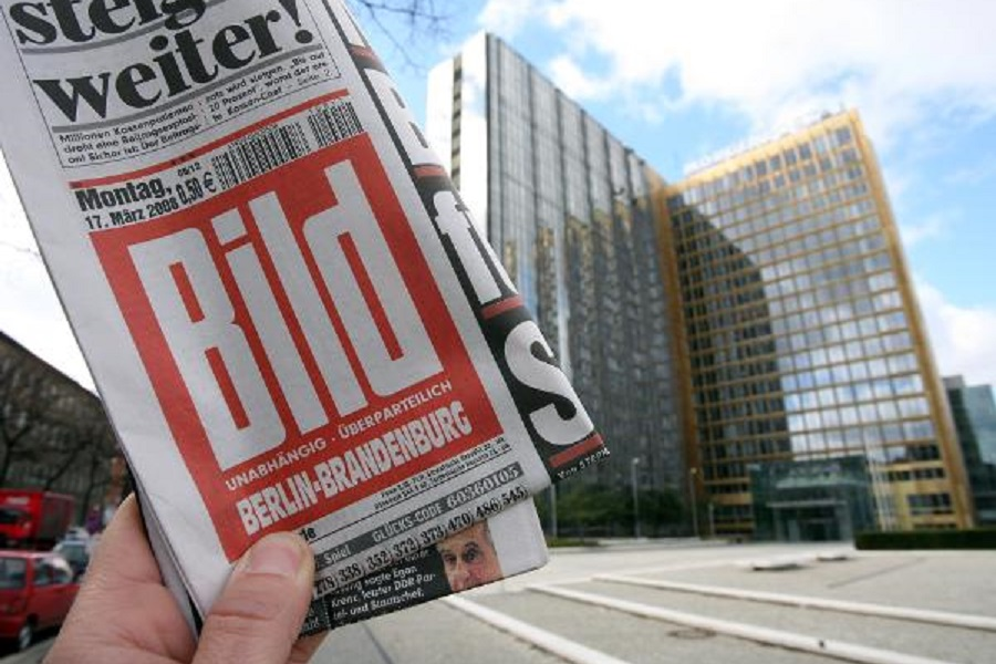 Bixit: economists calling for exclusion of Bild-Zeitung from euro zone, so the crisis can be resolved in peace