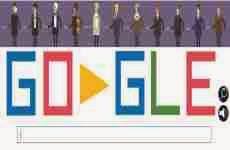 Doctor Who: doodle de Google, 22 de noviembre