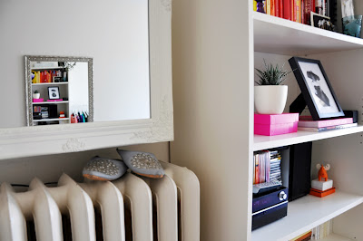 Roomtour, Inspiration, White, Clean, Feminin