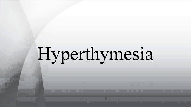 what is Hyperthymesia, apa itu Hyperthymesia, ciri ciri Hyperthymesia, aurelien