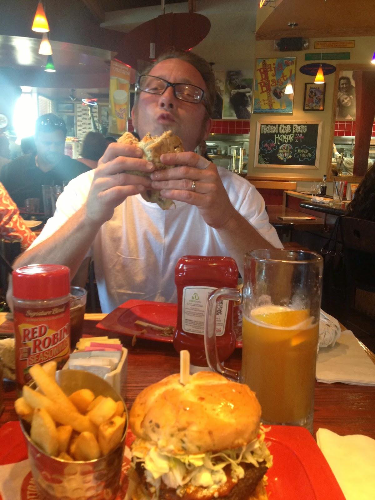 Burger, Food