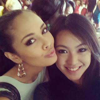 vania larissa2 Koleksi Foto Vania LARISSA Biodata 7 Besar Miss World 2013