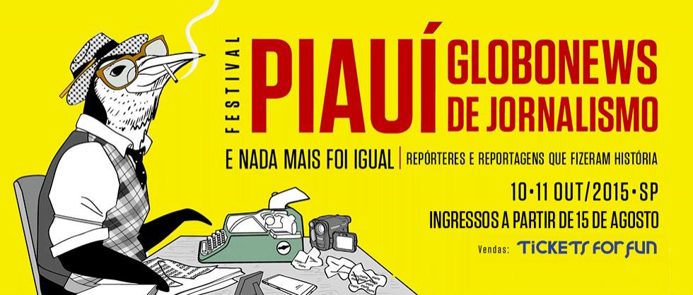 Festival Piauí Globonews