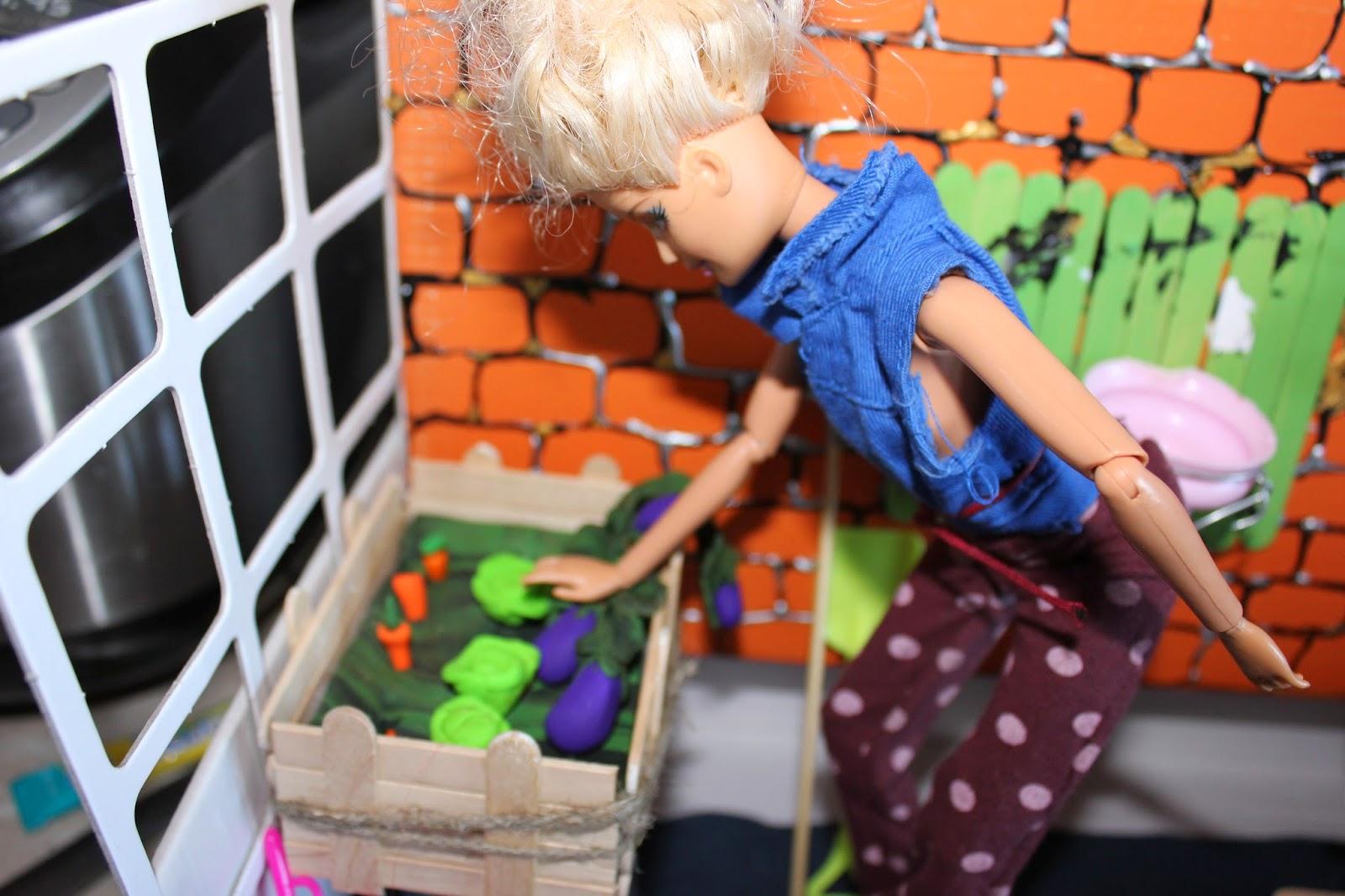 кукольный огород