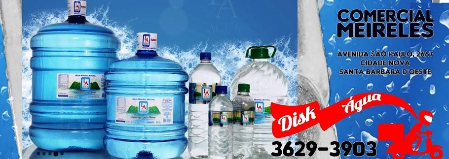 Disk  Agua