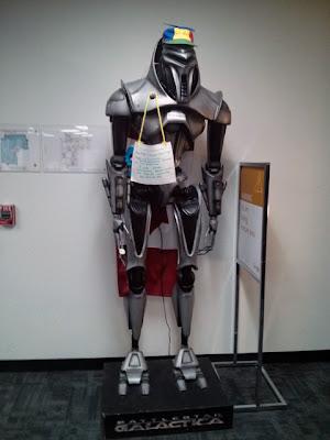 Google Battlestar Galactica Cylon