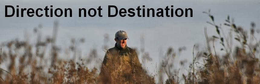 Direction not Destination