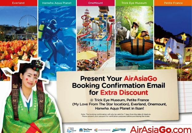 Explore Gyeonggi-Do, Korea with AirAsiaGo, Gyeonggi-Do, Unesco Heritage, Gyeonggi Tourism, AirAsiaGo.com, Trick Eye Museum, Petite France, Everland, Onemount, Hanwha Aqua Planet, travel, korea, japan city,