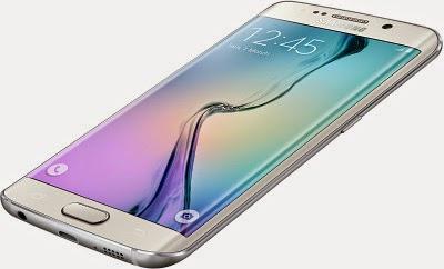 Мобильный телефон Samsung SM-G925F Galaxy S6 Edge 32 Gb White изумительный дизайн с первым в мире изогнутым с обеих сторон дисплеем