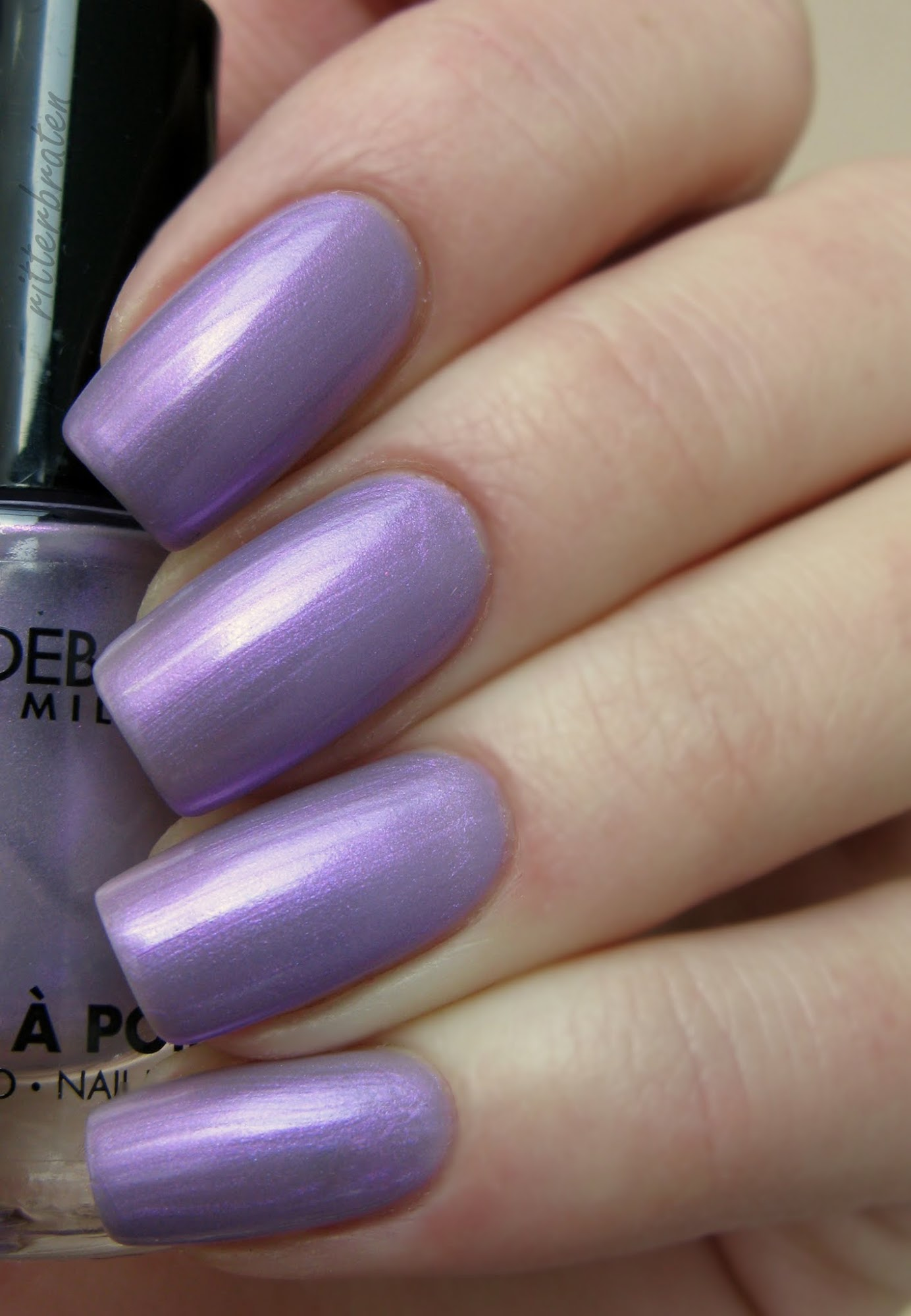 Deborah Milano Prt  Porter Lilac Seduction