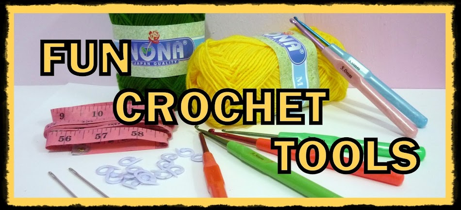 Fun Crochet Tools