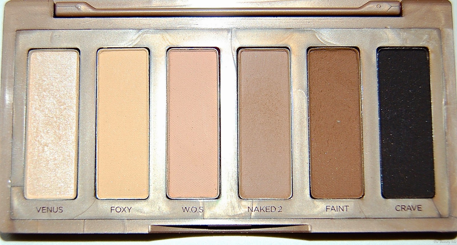 Urban Decay Basics Eye Shadow Palette