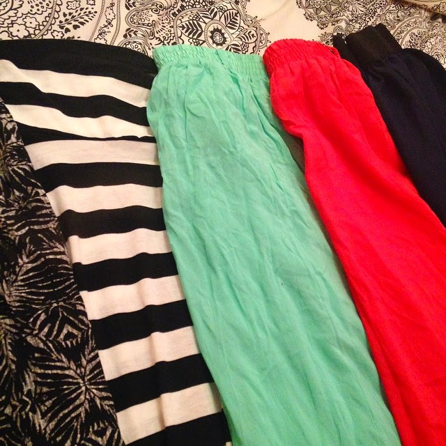 Maxi Skirt Obsession from OZSALE