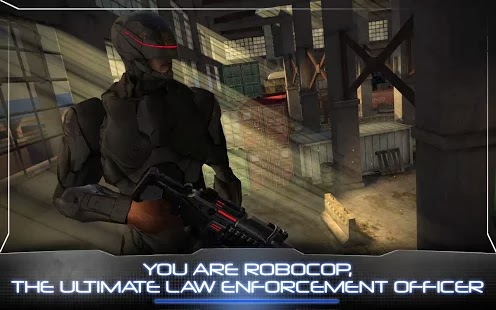 RoboCop the FREE third person shooter for Android smart phones and tablets