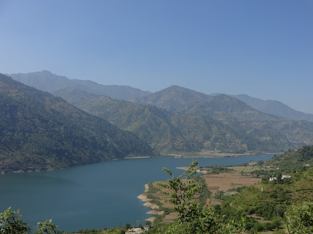 Latest Tehri Jheel Photos