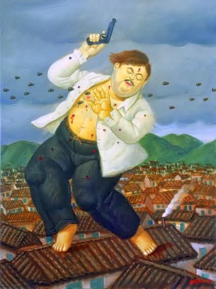 Botero: La muerte de Pablo Escobar