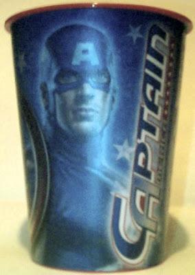 Marvel Avengers Captain America cup #1