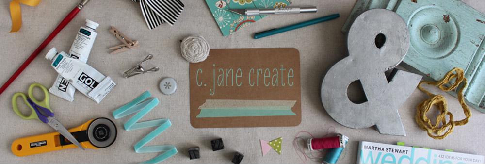 c. jane create