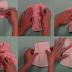 Tutorial Cara Membuat Hiasan Dinding dari Kertas