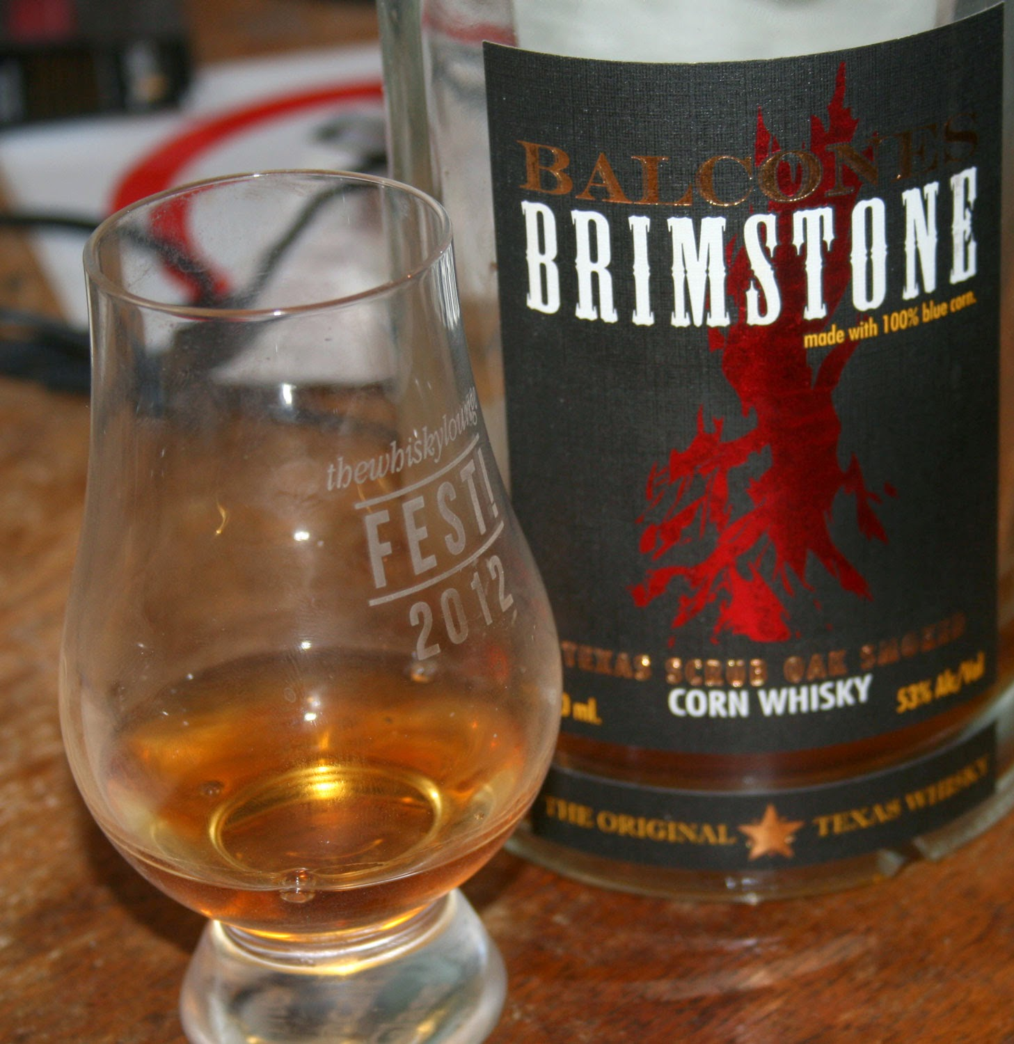 My chosen dram