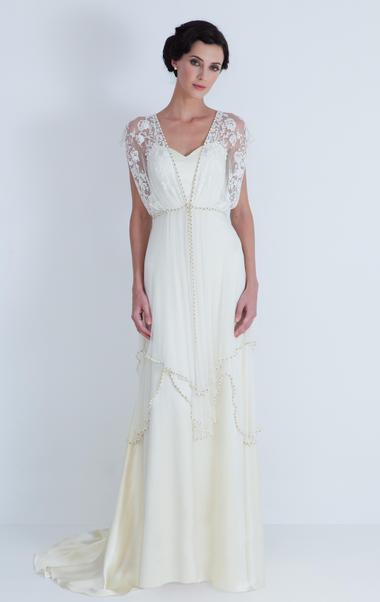vintage trouwkleed