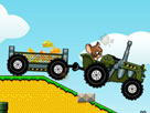 Tom ve Jerry Traktör Oyunu