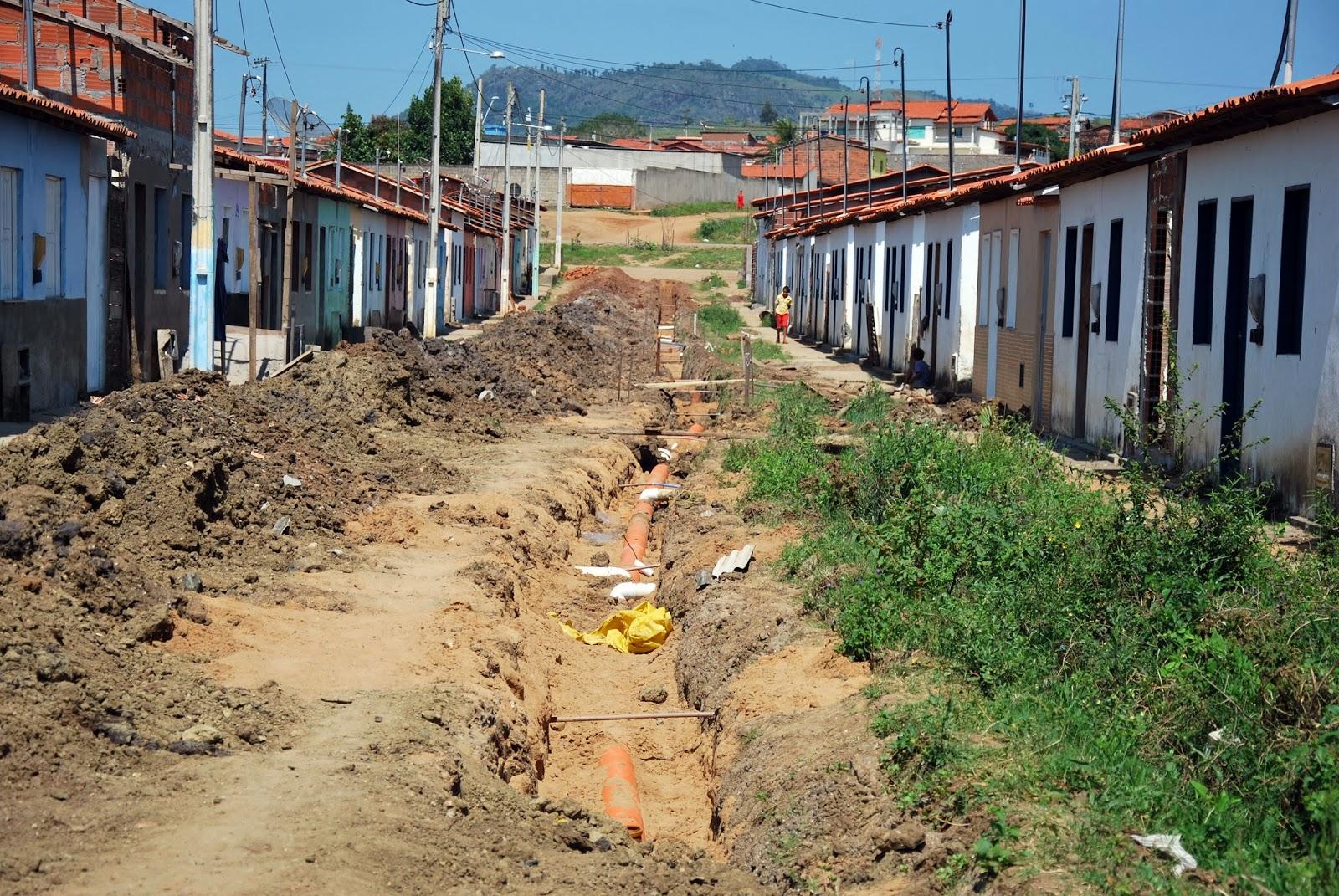 Prefeitura Municipal de Itarantim segue com a instalação de novas  #30739B 1600 1071