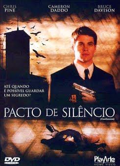 Filme Poster Pacto de Silêncio DVDRip XviD & RMVB Dublado