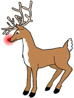 Los renos de Navidad