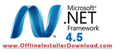 Framework 4.5 download offline installer