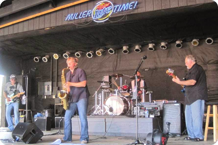 2014-08-31 at Pioneer Grill & Saloon