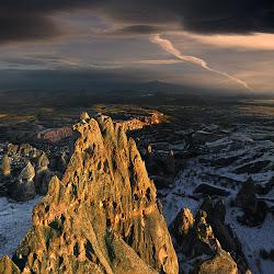 foto pemandangan alam spektakuler