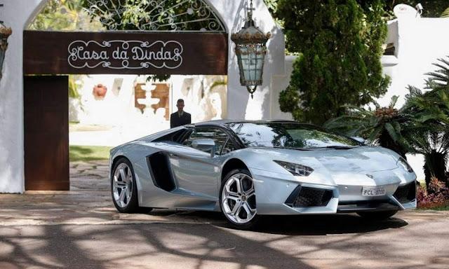 Lamborghini Aventador - Senador Fernando Collor