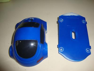 Mouse Optico Partes