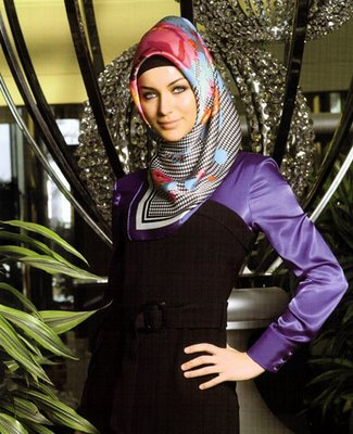 Chicboutique latest turkish hijab style pictures Hijab fashion trends style turkish