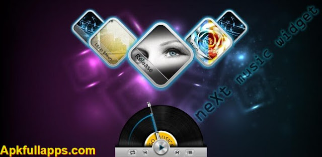Next Music Widget v1.24