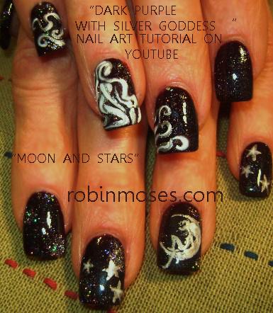Robin moses nail art goddess nails greek goddess nails goddess nails robin moses nail art design tutorial youtube prinsesfo Image collections