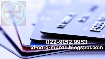 cetak kartu plastik pvc credit card debit cash check member anggota emboss magnetik plastic id card murah bandung