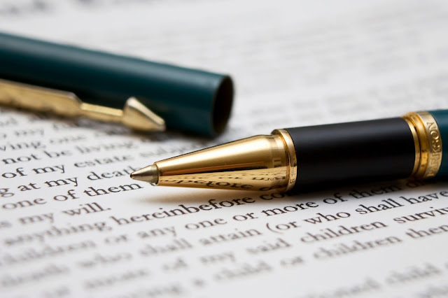 Caracteristicas testamento