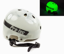 Casco PROTEC classic glow in the dark $120.000