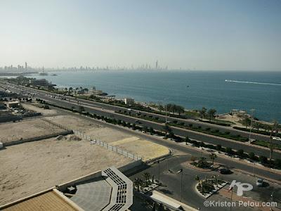Koweit, Kuwait city, middle east, moyen orient, Kristen Pelou, arabian sea, golfe persique