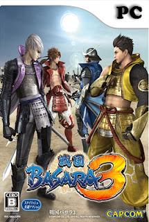 WII Sengoku Basara 3 Samurai Heroes
