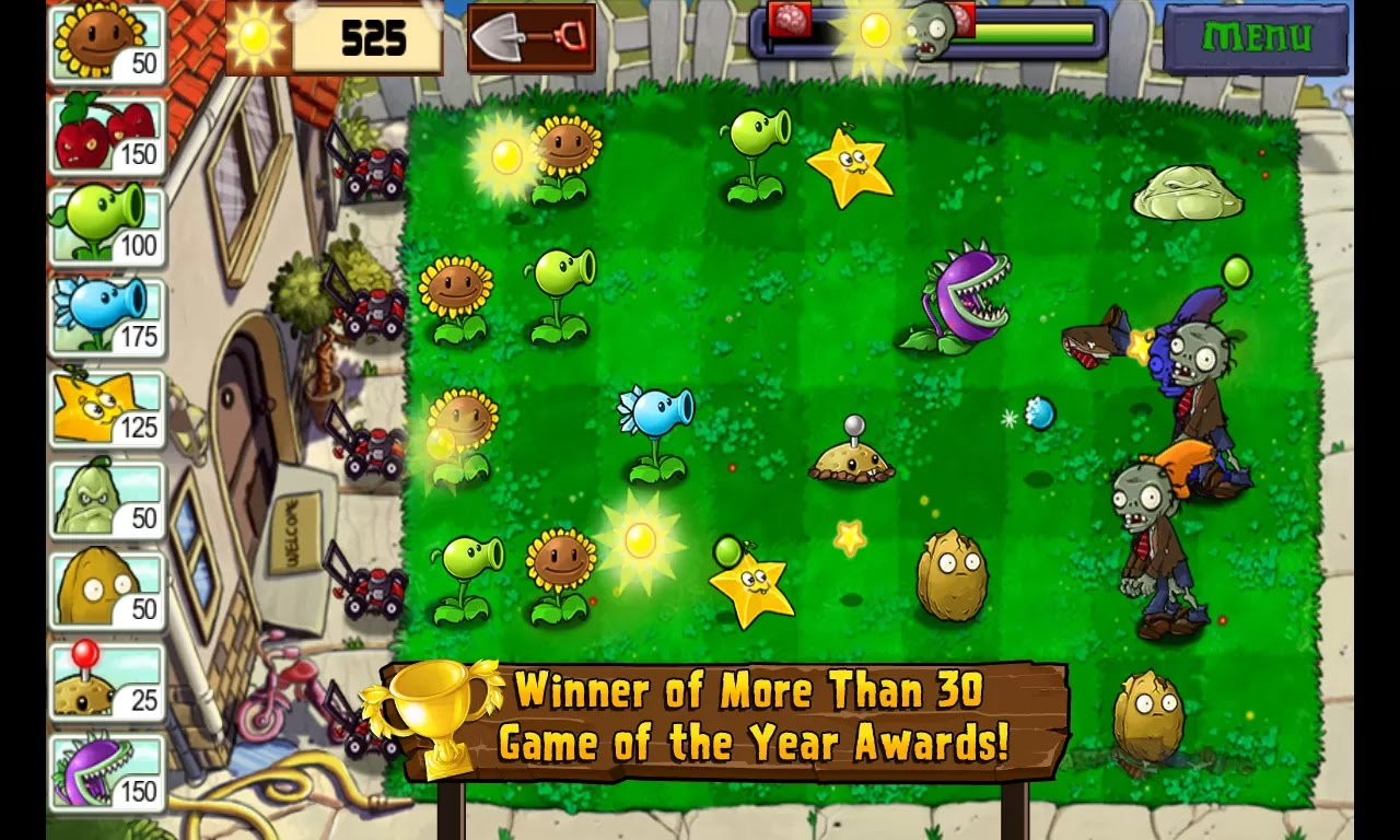 Hình ảnh Tai game cuoc chien thay ma android