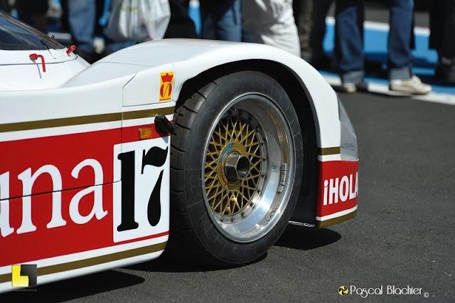roue de voiture de course photo pascal blachier