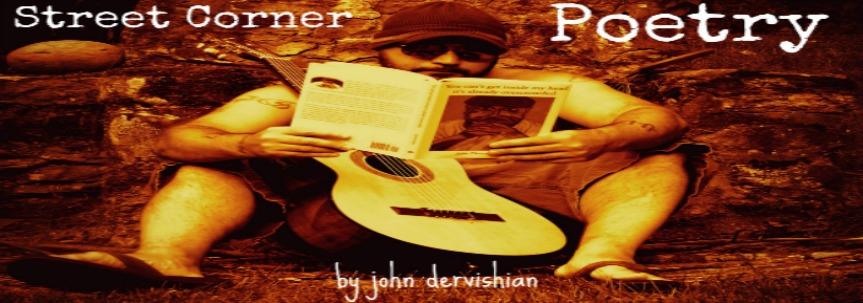 Street Corner Poet