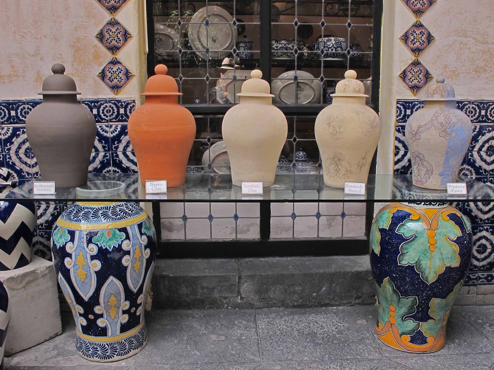 The Oldest Certified, Continuously Operating Workshop Is In Uriarte,  Founded In 1824. Another Certified Workshop, Talavera De La Reina, ...